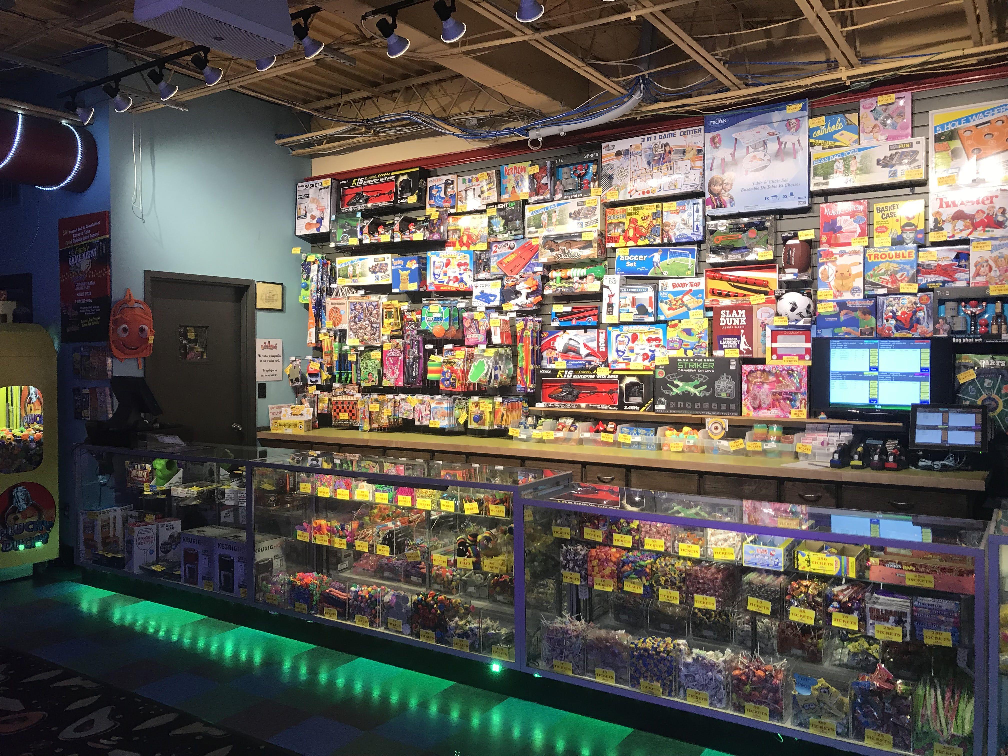 Pin on Game Mania Arcade