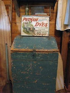 Old Coffee Box Used To Put Dirty Laundry In Wish I Had A