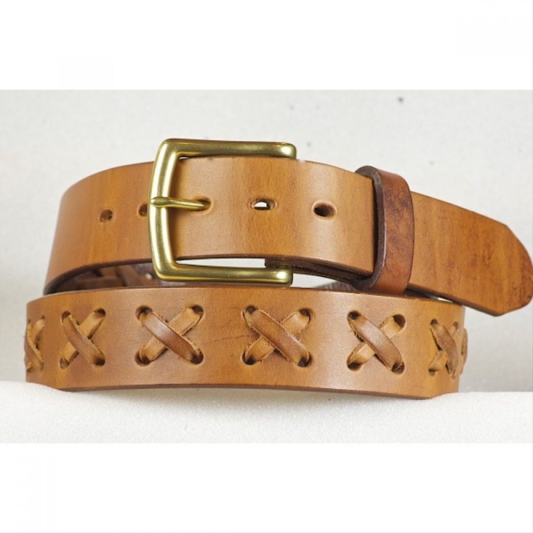 Cape Cod X Weave Belt Handmade from Cellar Leather 2015 - 2016 http://profotolib.com/picture.php?/19851/category/554