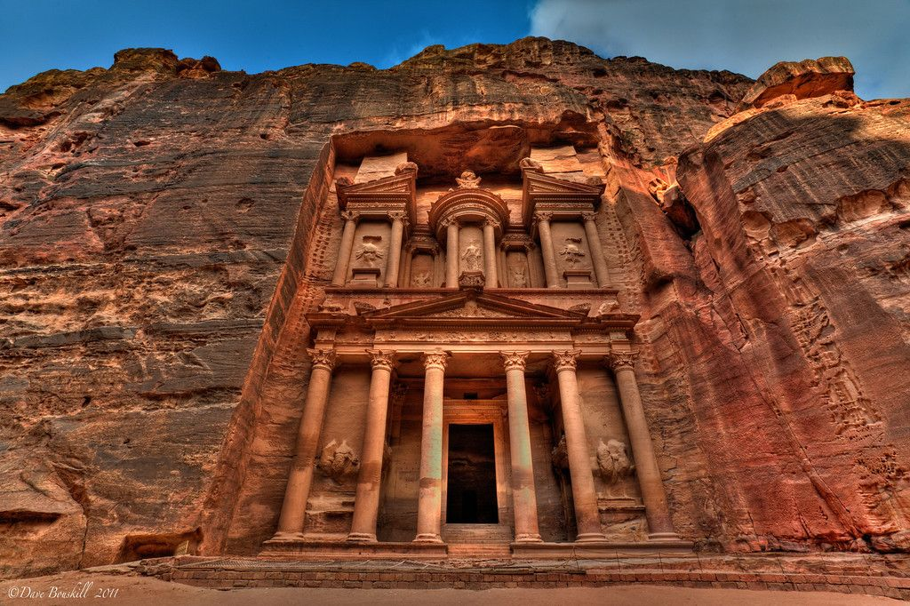 Petra Jordan, Exploring The Lost City By Day | Petra