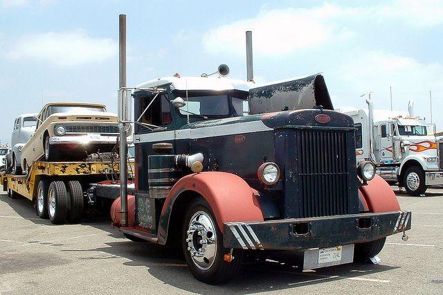 Purely Peterbilt Peterbilt Trucks Peterbilt Trucks