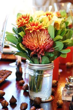 Whole Foods Mason Jar Flowers Google Search