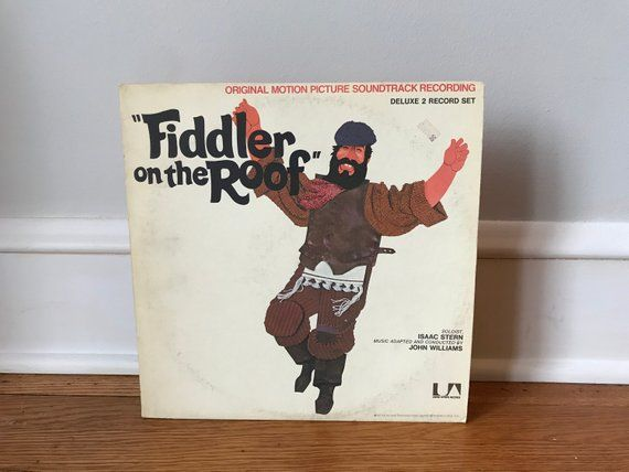Fiddler On The Roof Movie In Spanish