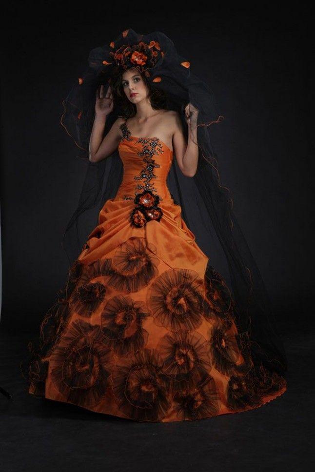 Les Mariées Arc En Ciel Couture Robe Idées