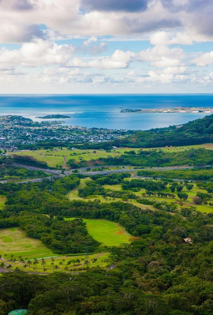 Oahu, Hawaii Photography - Pali Lookout