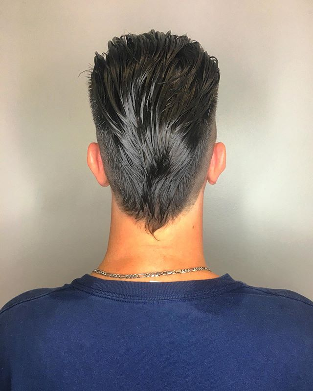 32+ Long hair mohawk shaved sides inspirations