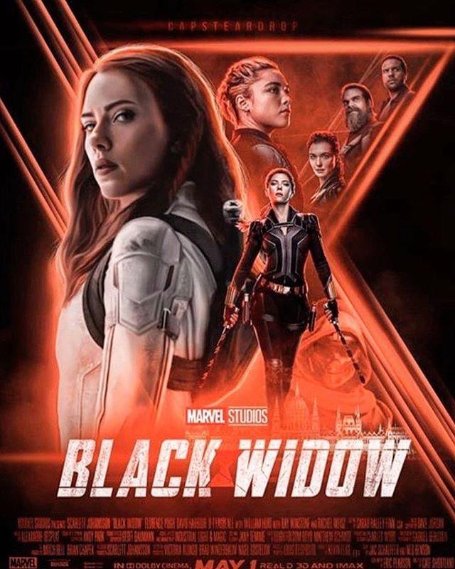 Blackwidow Black Widow Marvel Movie Black Widow Trailer Black Widow