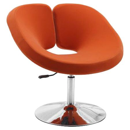 You should see this Adjustable Pluto Side Chair in Orange on Daily Sales!