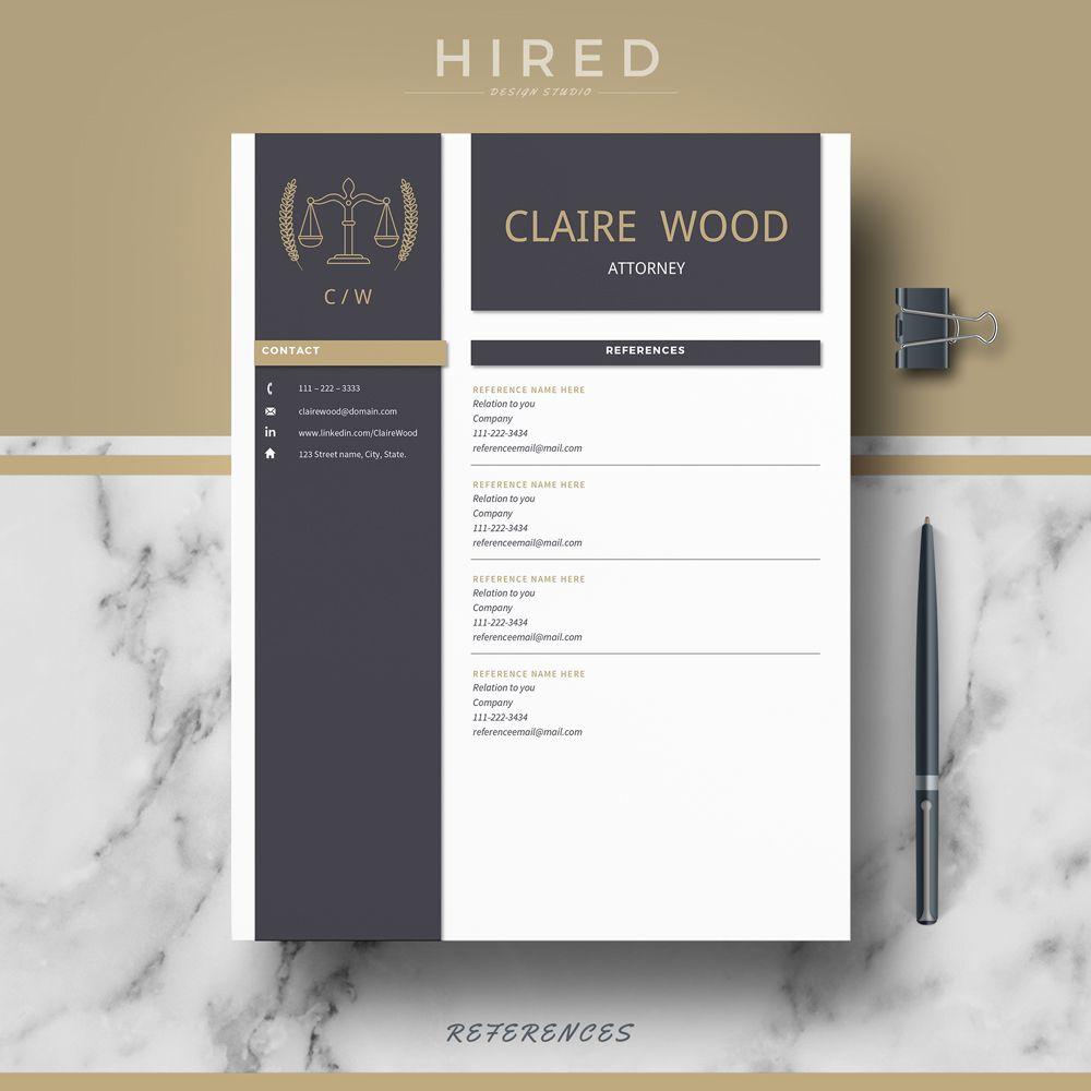 Pin de Hired Design Studio en References for Resume | Pinterest