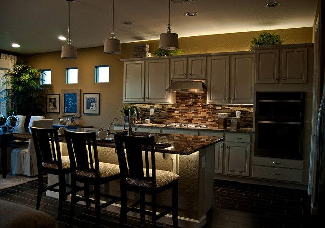 Installing Under Cabinet Led Lighting On Your Own Kitchens 2