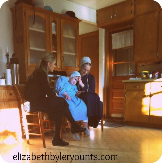 My Sister On The Left Aunt Barbara In The Middle And Aunt Emmy
