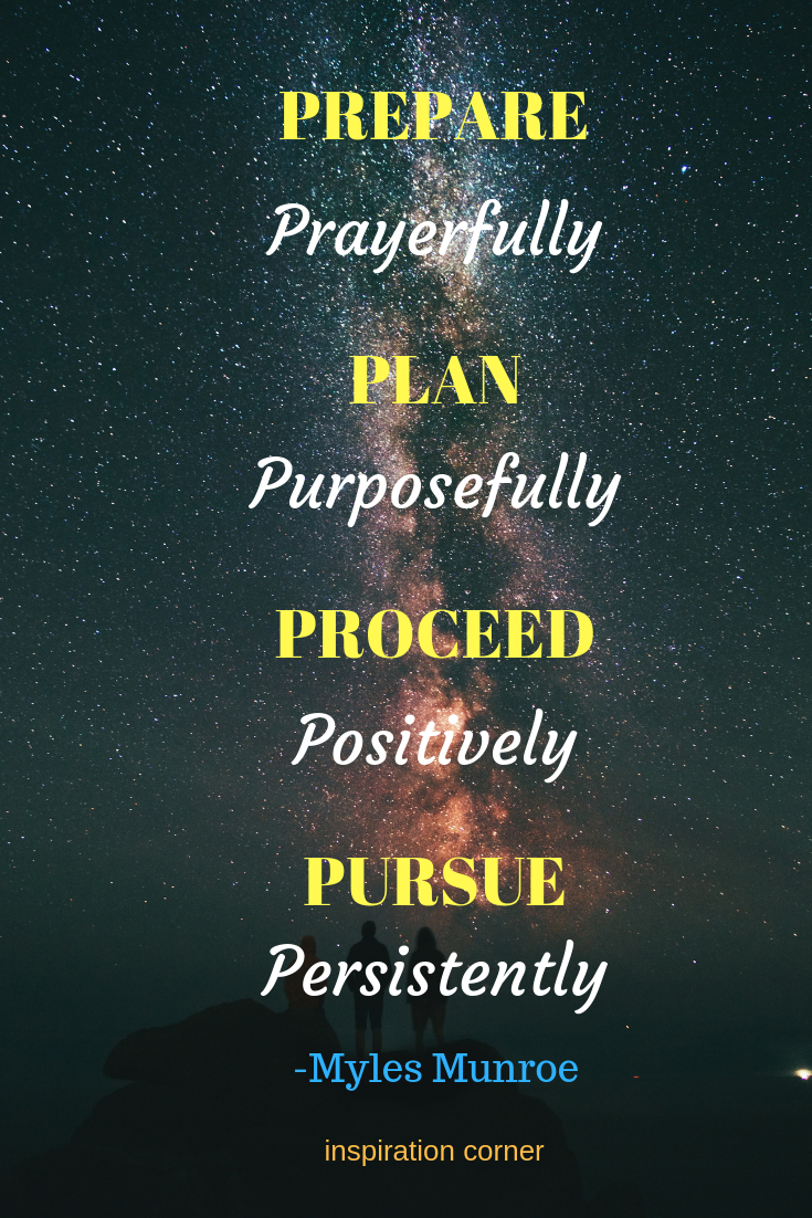 Myles Munroe Inspirational Quotes About Discipline Perception And Mindset Prepare Prayerfully Plan Purpo Myles Munroe Perception Quotes Inspirational Quotes