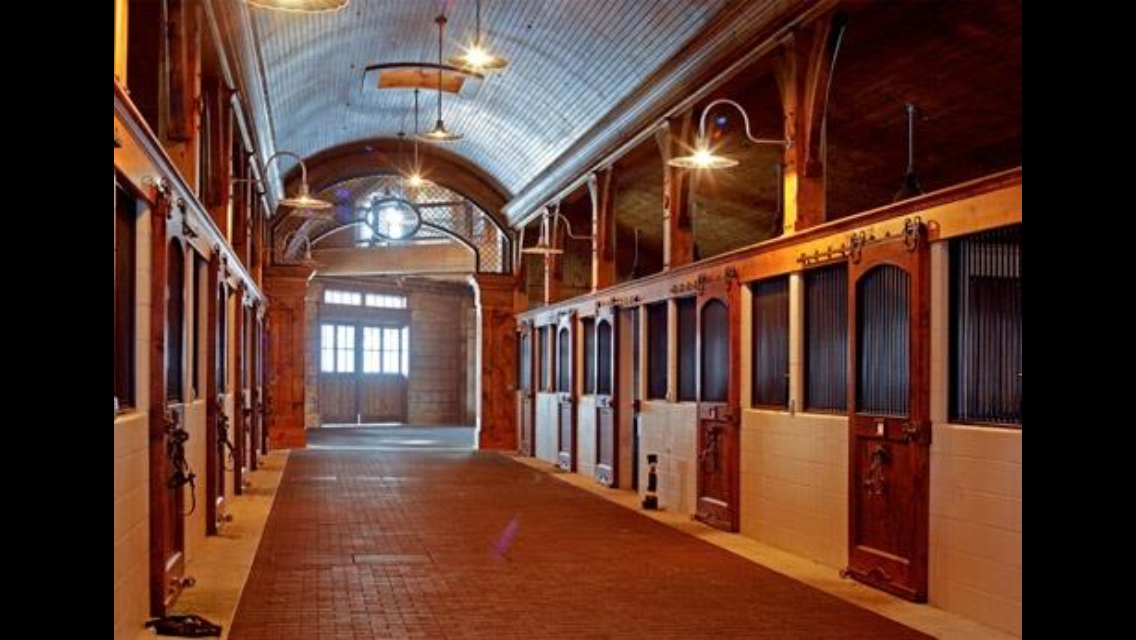 Arena Horses Equestrian Barn Le Stalls B Builders Custom Property Wash Luxury Tack Room
