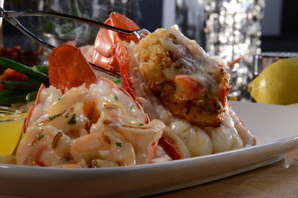 Dueling lobster tails recetas de cola de langosta