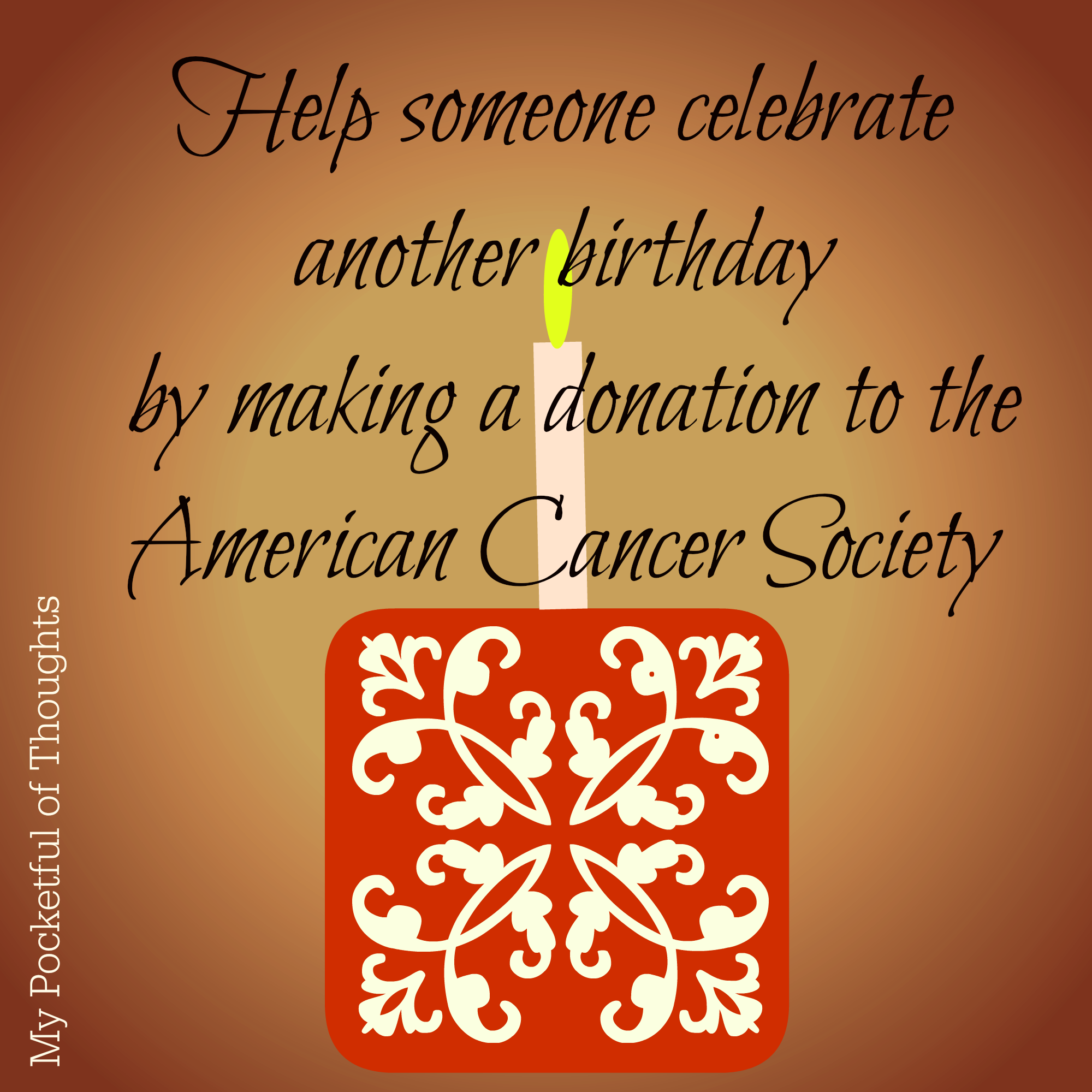 Donate to American Cancer Society! - Relay for Life #ACS ...