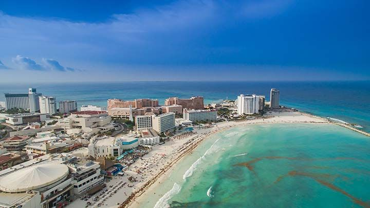 Cancun is the best Summer Resort in Mexico and Its Worth Visiting It