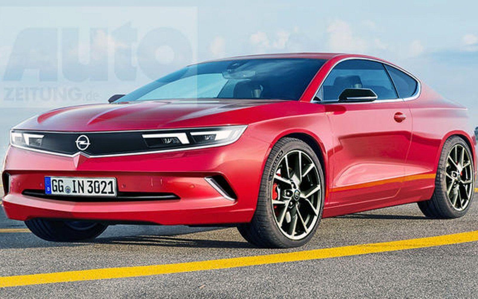 Nieuwe Opel Manta In 2022 Het Kan Zomaar Gebeuren In 2020 Compacte Suv Peugeot General Motors