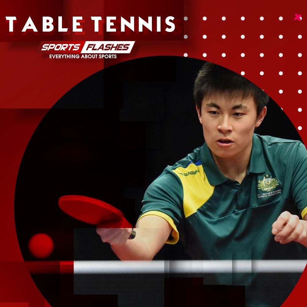 Get All The Updates Related To The World Of Table Tennis Or Ping Pong Sportsflashestennis Sportsnews Tt Tabletennis Tennis News Tennis Live Tennis