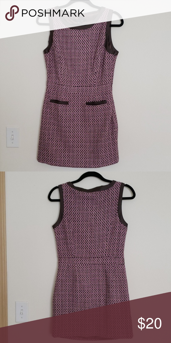 7fa2acccd404 NWT Sleeveless Woven Dress with Pockets Condition: New With Tag Brand: Forever  21 Size: M Material Content: 46% Polyester, 34% Acrylic, 11% Wool, 5%  Nylon, ...