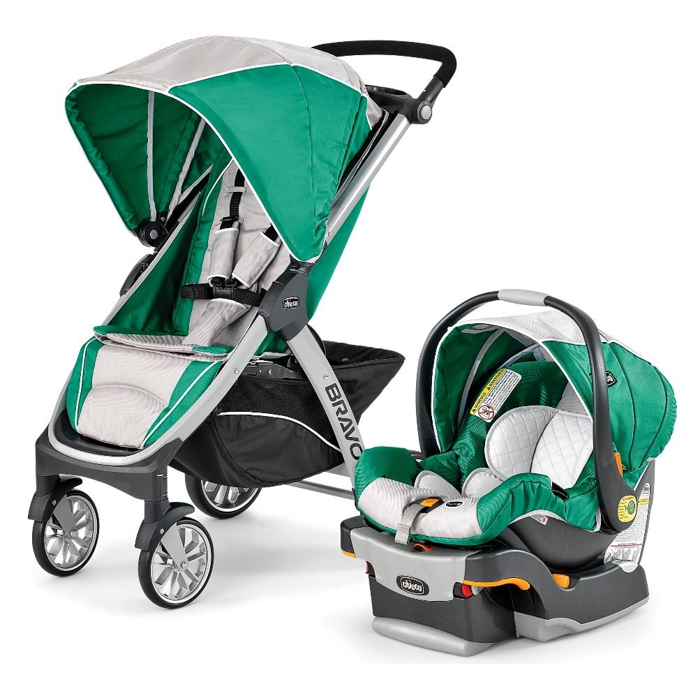 Chicco Bravo Trio Travel System Empire by Chicco at