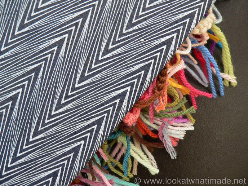 Organize Your Yarn Stash Yarn Ball Bands