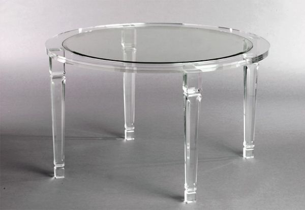 Charmant More Acrylic Furniture Finds For A Sleek Style