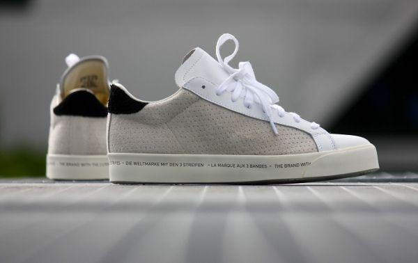 Adidas Rod Laver 'La marques aux 3 bandes' (1) | Sapatilhas