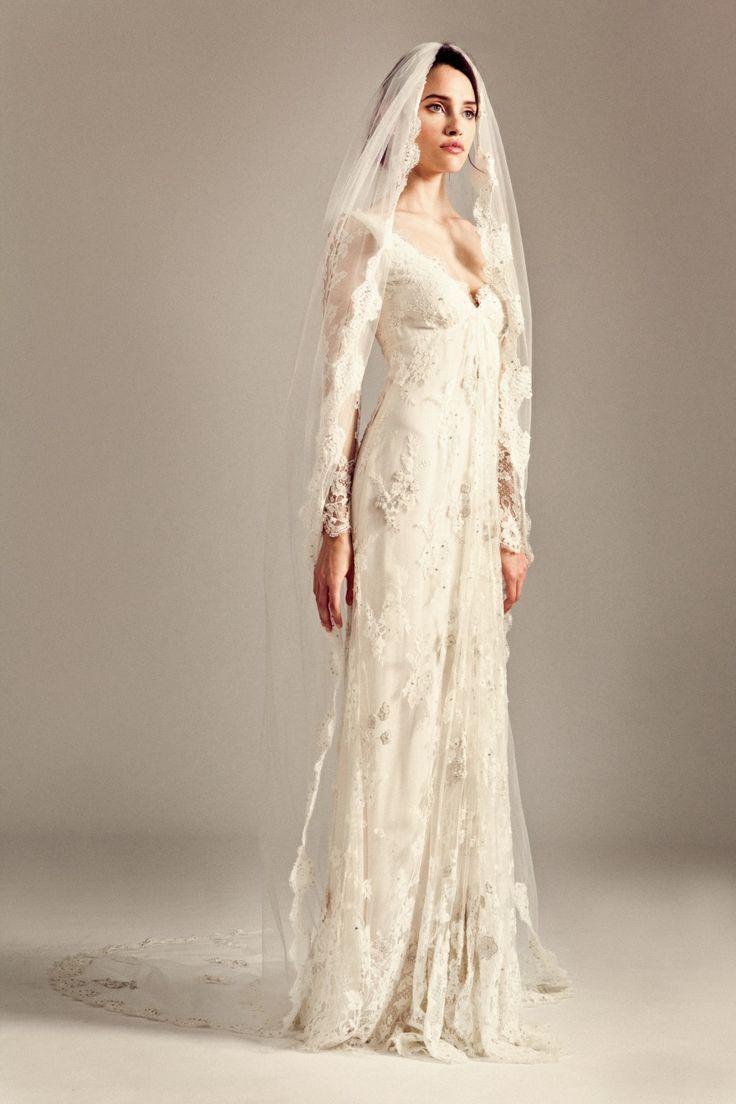 5de6774f2 Temperley London's Jessamine Wedding Dress 20 of The Most Distinctly Stunning  Long Sleeve Wedding Dresses