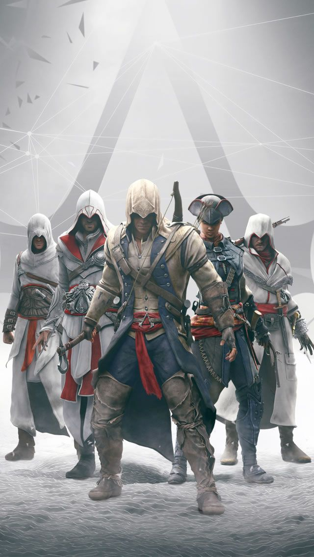 Iphone 5 Wallpaper Assassin S Creed Assassin S Creed Wallpaper