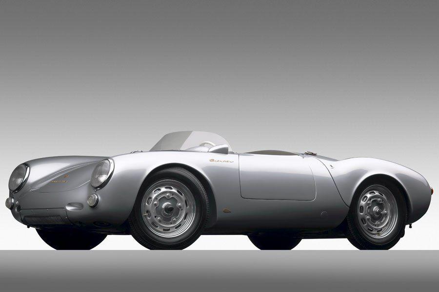 1955 porsche 550 spyder architectural digest - 1955 Porsche Spyder 550