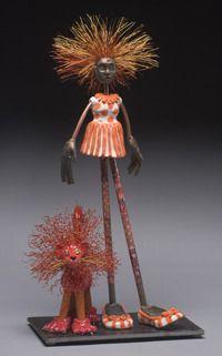 Artists on Santa Fe Gallery - Lamecia Landrum