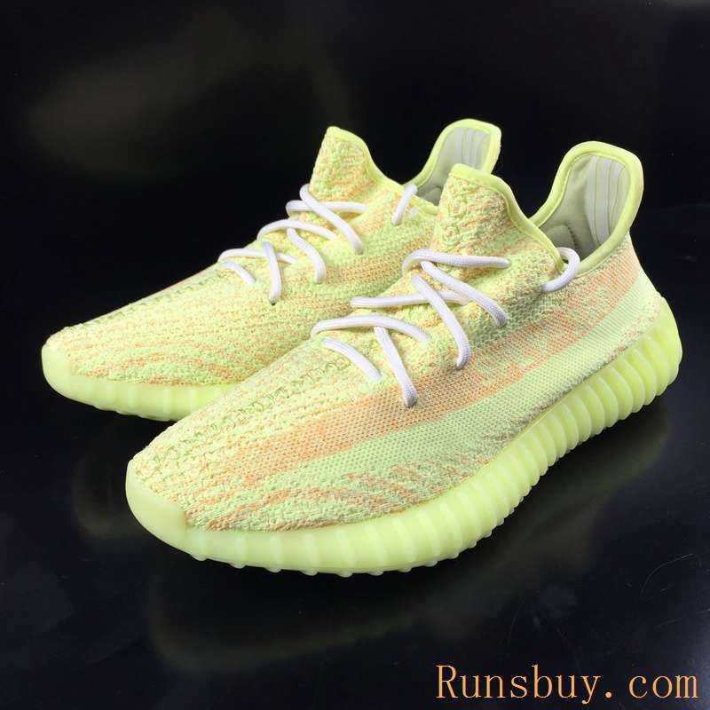 New Adidas Yeezy Boost 350 V2 Kanye West Low Pure Golden Yellow Adidas Yeezy Boost Yeezy Yeezy Boost