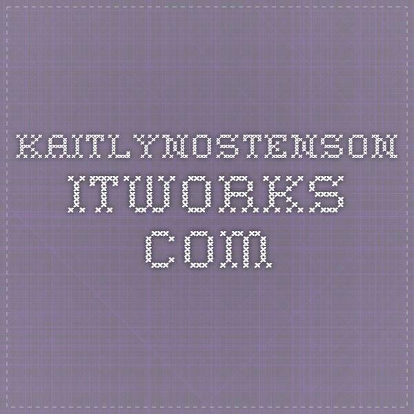 kaitlynostenson.itworks.com