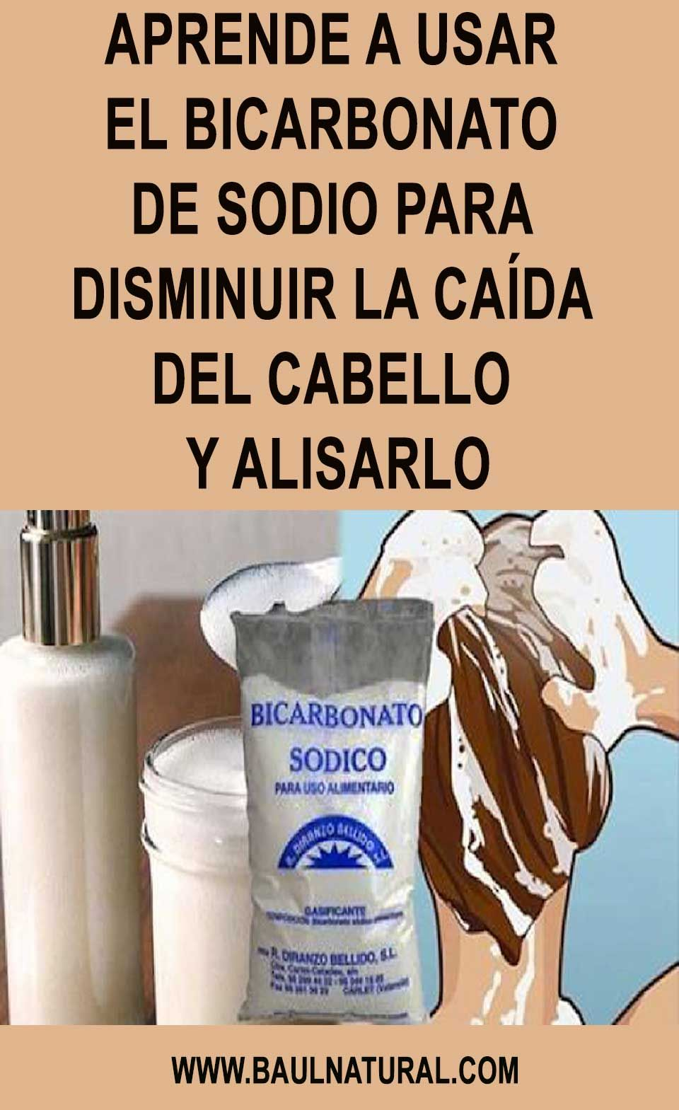Coca Cola Para El Cabello Para Que Sirve Aprende A Usar El Bicarbonato De Sodio Para Disminuir La Caida Del