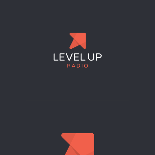 Create A Logo For Level Up Radio An Online Radio Station Logo Logo Branding Identity Pet Logo Design Create A Logo