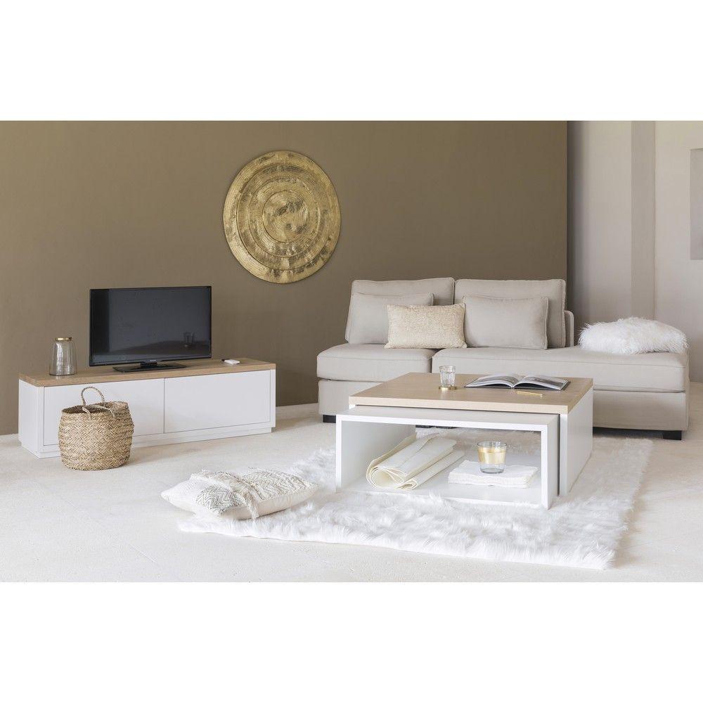 Coussin Berbere Ecru Et Dore 50x50 Decoration Salon Cocooning