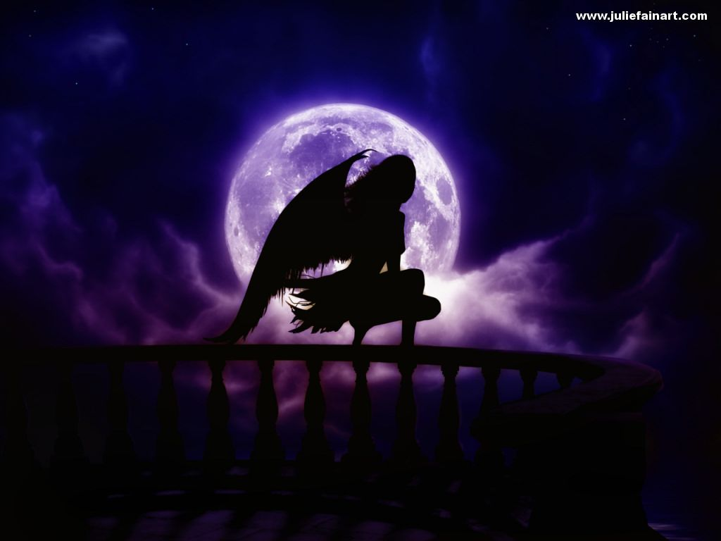 Fairy sitting on balcony looking at moon the mermaid and fairy fairy land voltagebd Gallery