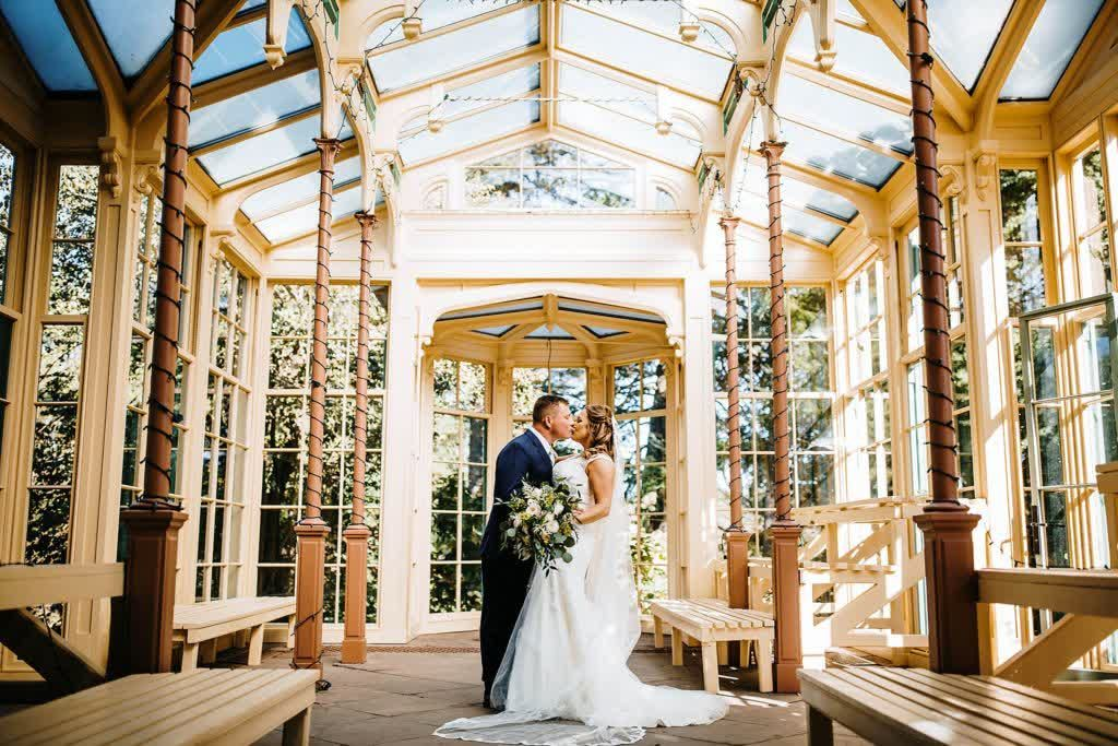 Kelsey Yuriy S Carriage House Rockwood Park Wedding Is On The