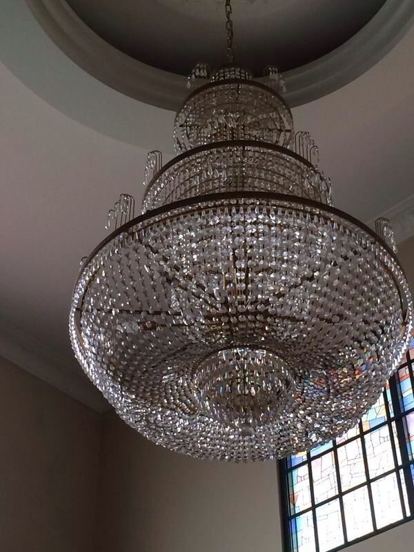 Order cleaning and repair or replacement crystals chandelier led order cleaning and repair or replacement crystals chandelier mozeypictures Gallery