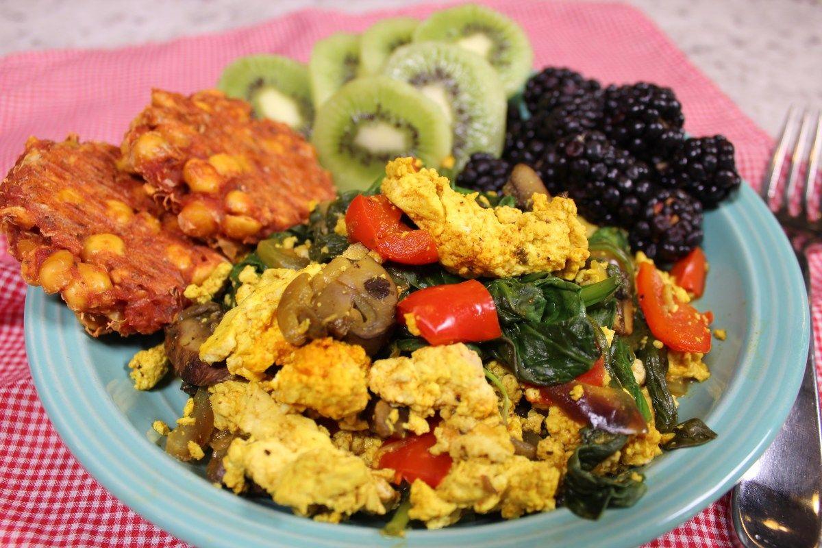 High protein plant based breakfast plant based breakfast