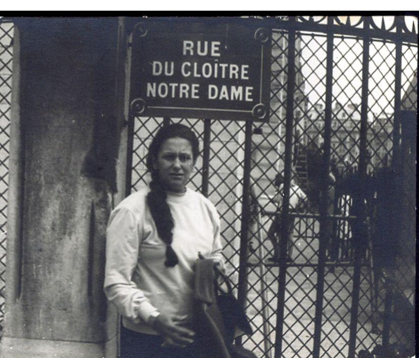 11.07.1969 ; Paris ;Notre Dame