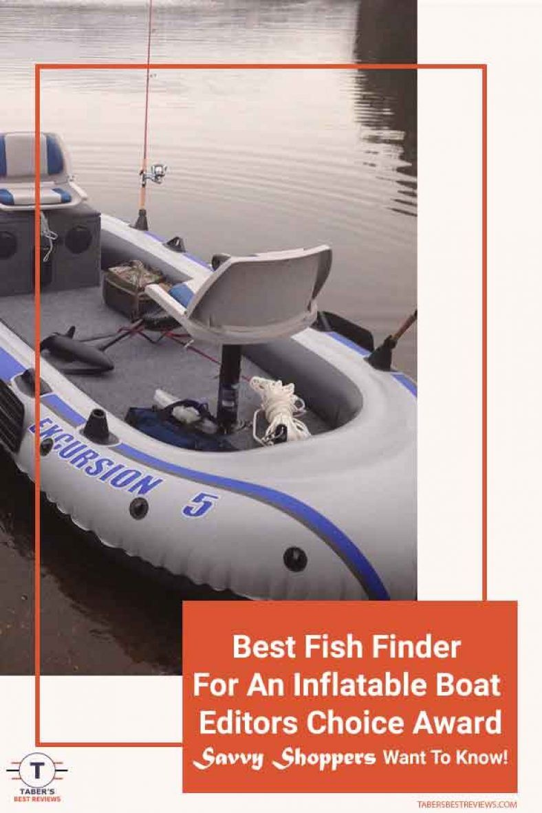 Anyone looking for the best fish finder for an inflatable boat has