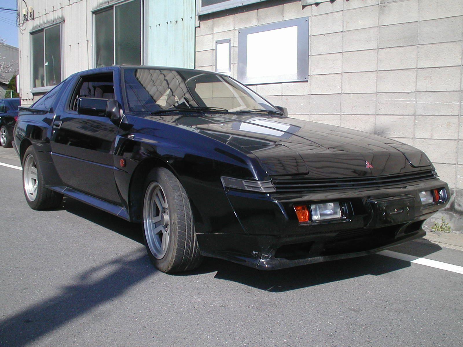 1986 Dodge Conquest Tsi Mitsubishi Starion Turbo Just Buy It