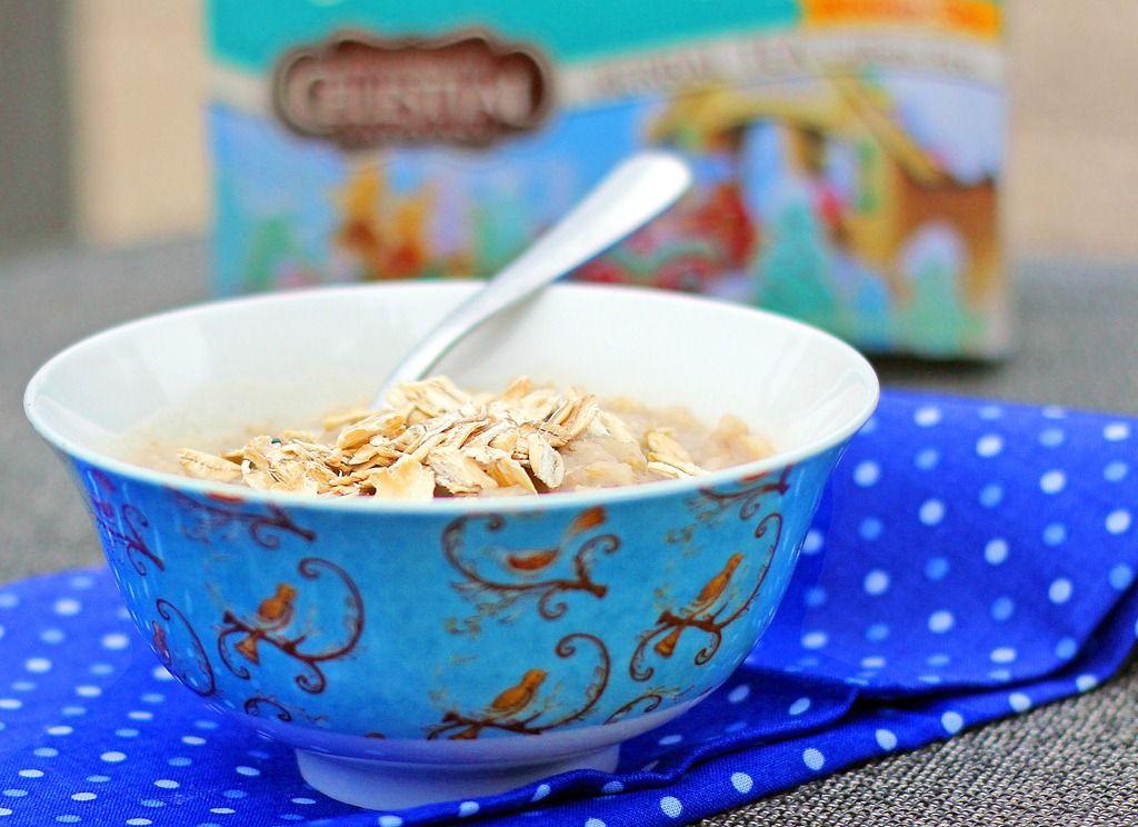 Sugar Cookie Oatmeal