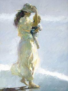 Dan McCaw 1942 | American expressionist painter | Tutt'Art@ | Pittura * Scultura * Poesia * Musica |