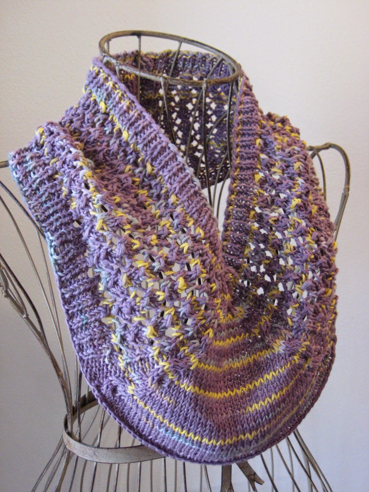 Pretty Plum Cowl Balls to the Walls Knits, A collection of free one ...