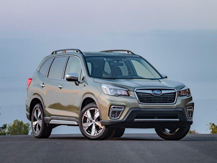 Subaru Eyesight 2020 Images