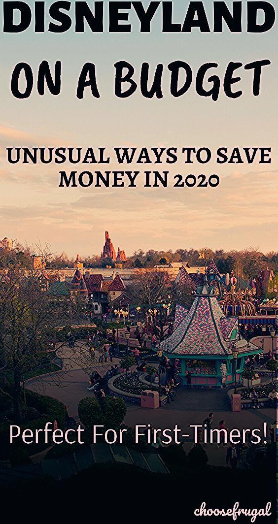 Ways To Save Money in Disneyland