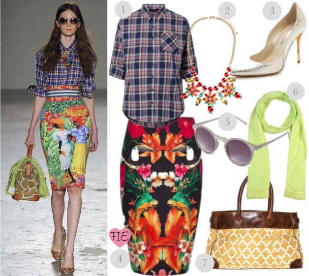 Runway to Reality : Eclectic mix | Fashion is Everywhere