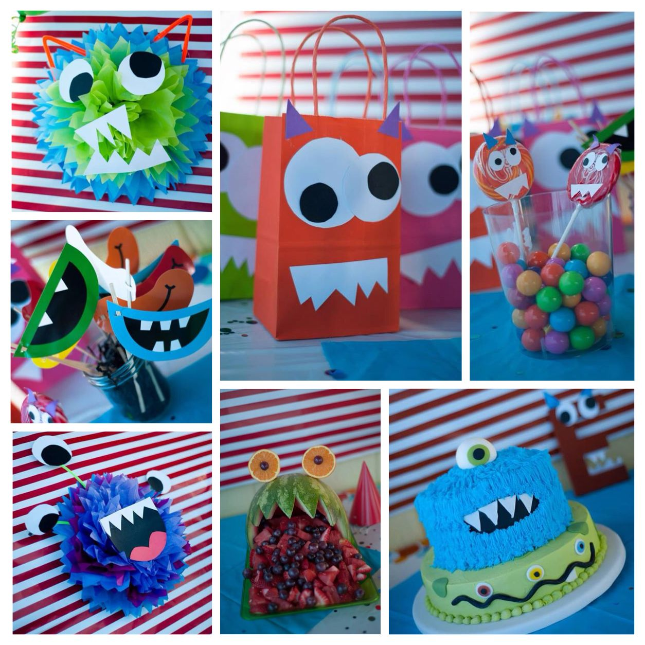 Monster Bash, Monsters, DIY, two years old, little boys